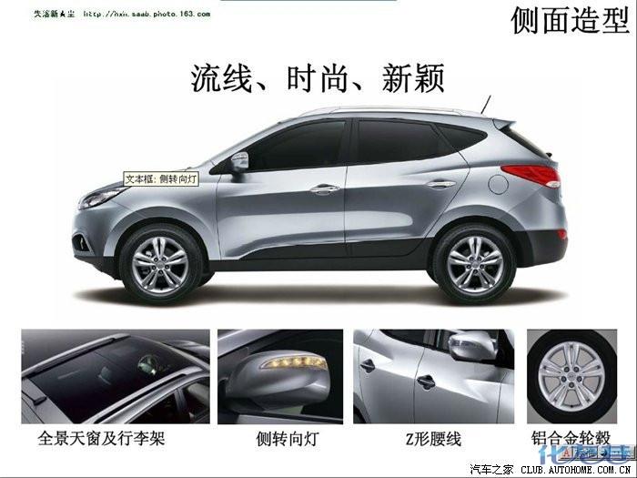 北京现代IX35图析介绍 转帖仅供观看参考高清图片