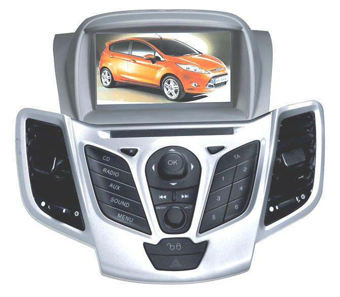 DVD导航,不拆CD升级数字电视导航 福特 焦点 车友会高清图片