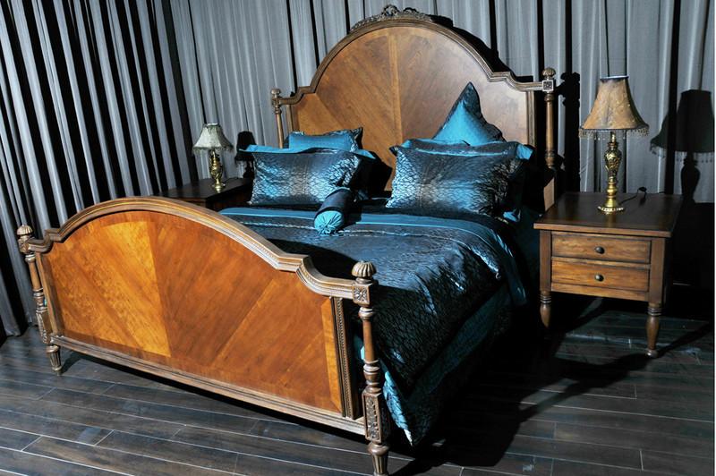 谈谈小美式家具~|家具软装和室内设计风格法国图片